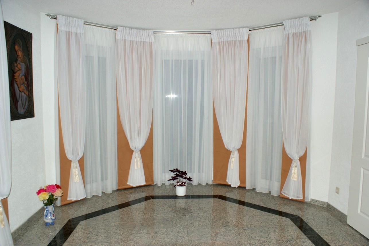 Сшить шторы в гостинную фото