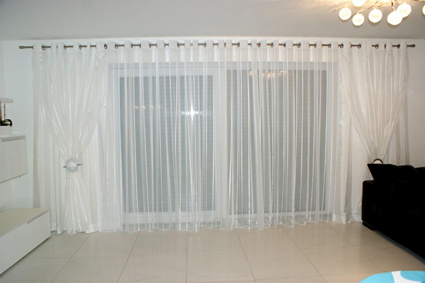 Дизайн тюли в зал тюль нитки
