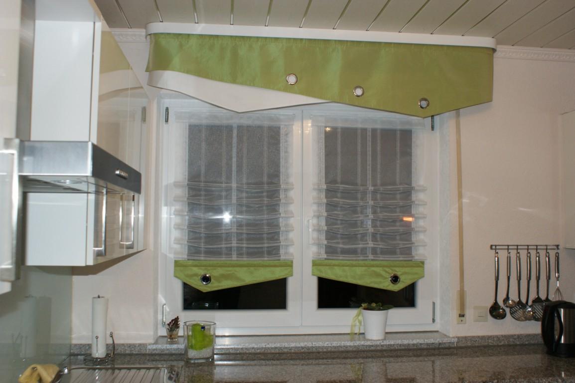 Выкройки штор для кухни своими руками фото